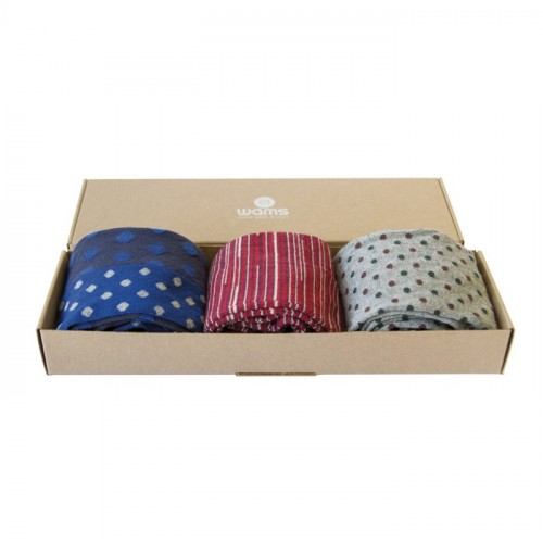 Dots n Stripes Knee Gift Box
