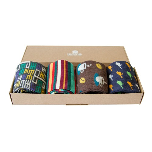 Black Friday Girls Socks Gift Box
