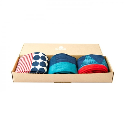 Petrol Finest Cotton Gift Socks Box