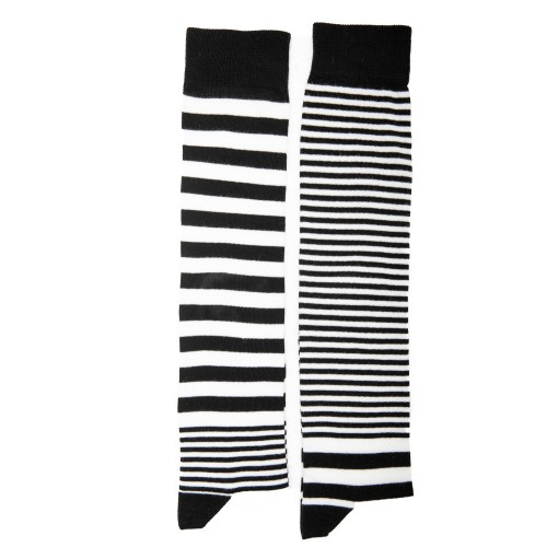 Double Stripes Black