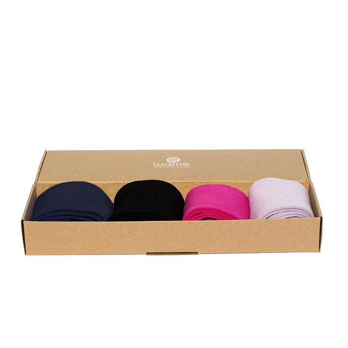Rib Socks Gift Box Women
