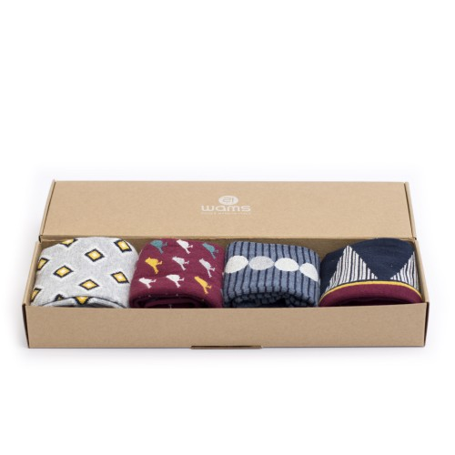 Classic Denim Gift Box