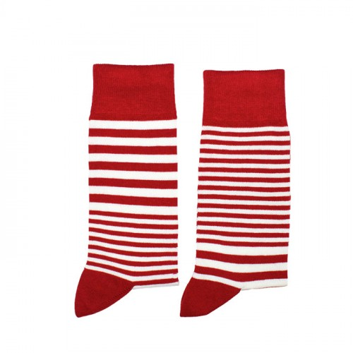 Double Stripes Red
