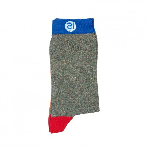 Bottonato Green Sock